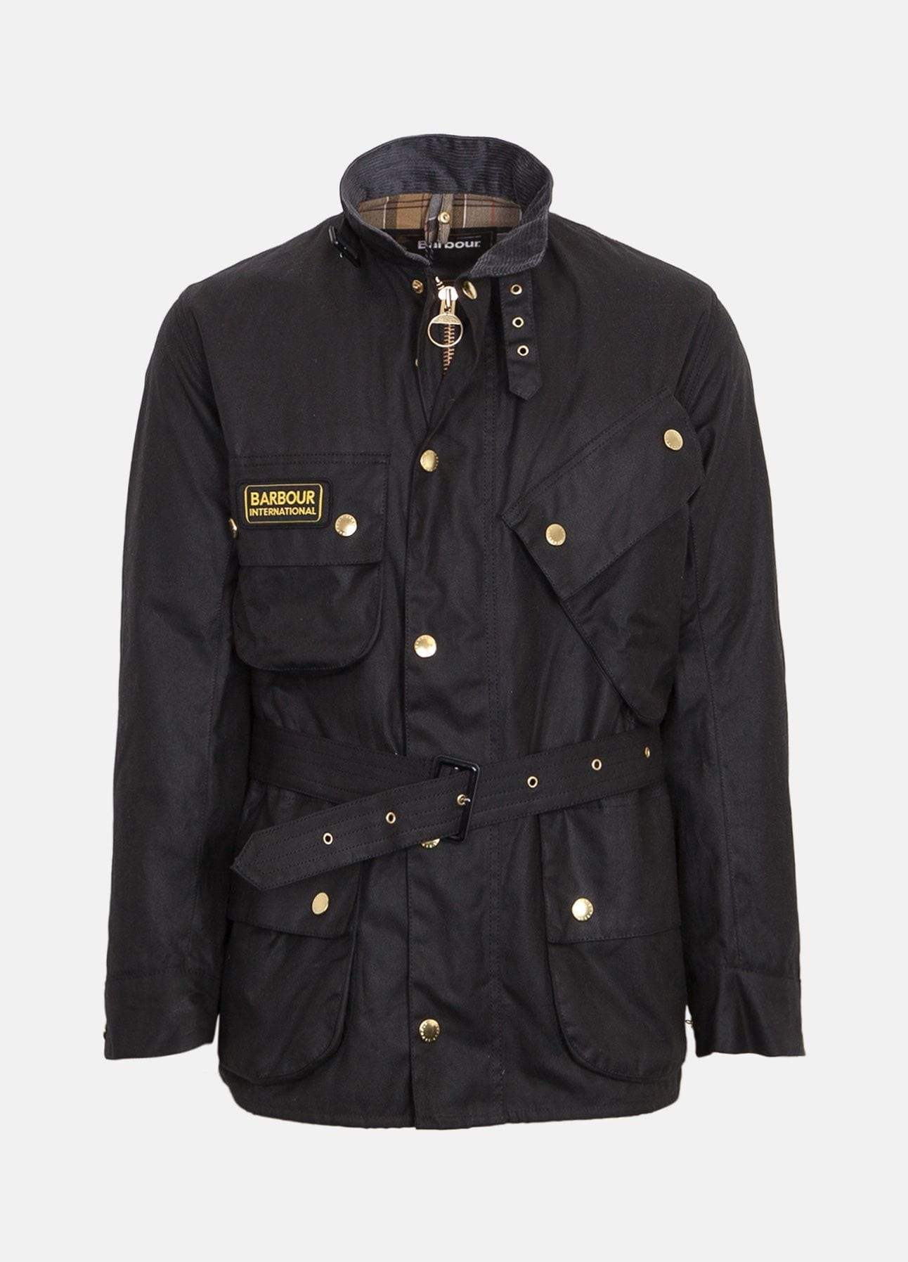 Sort International Original jakke fra Barbour
