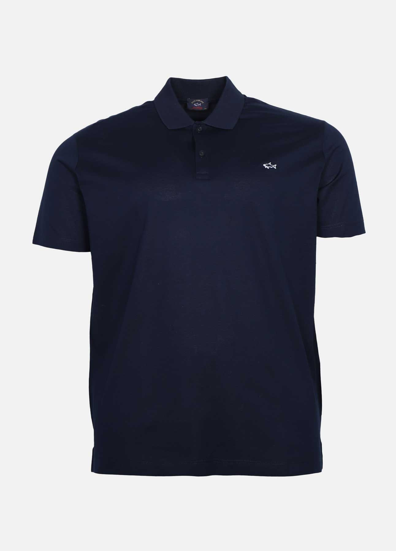 Navy Polo fra Paul & Shark