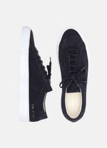 sort ori achilles low sneakers fra common projects