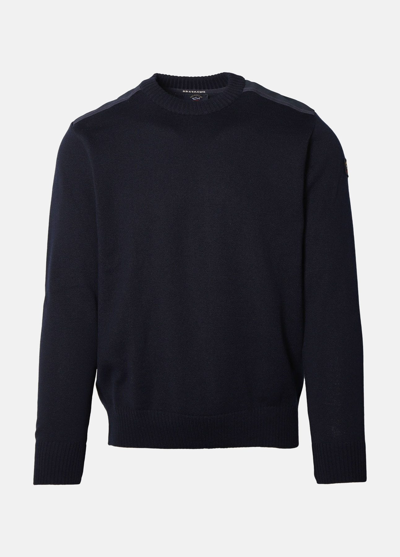 Navy Crewneck fra Paul & Shark