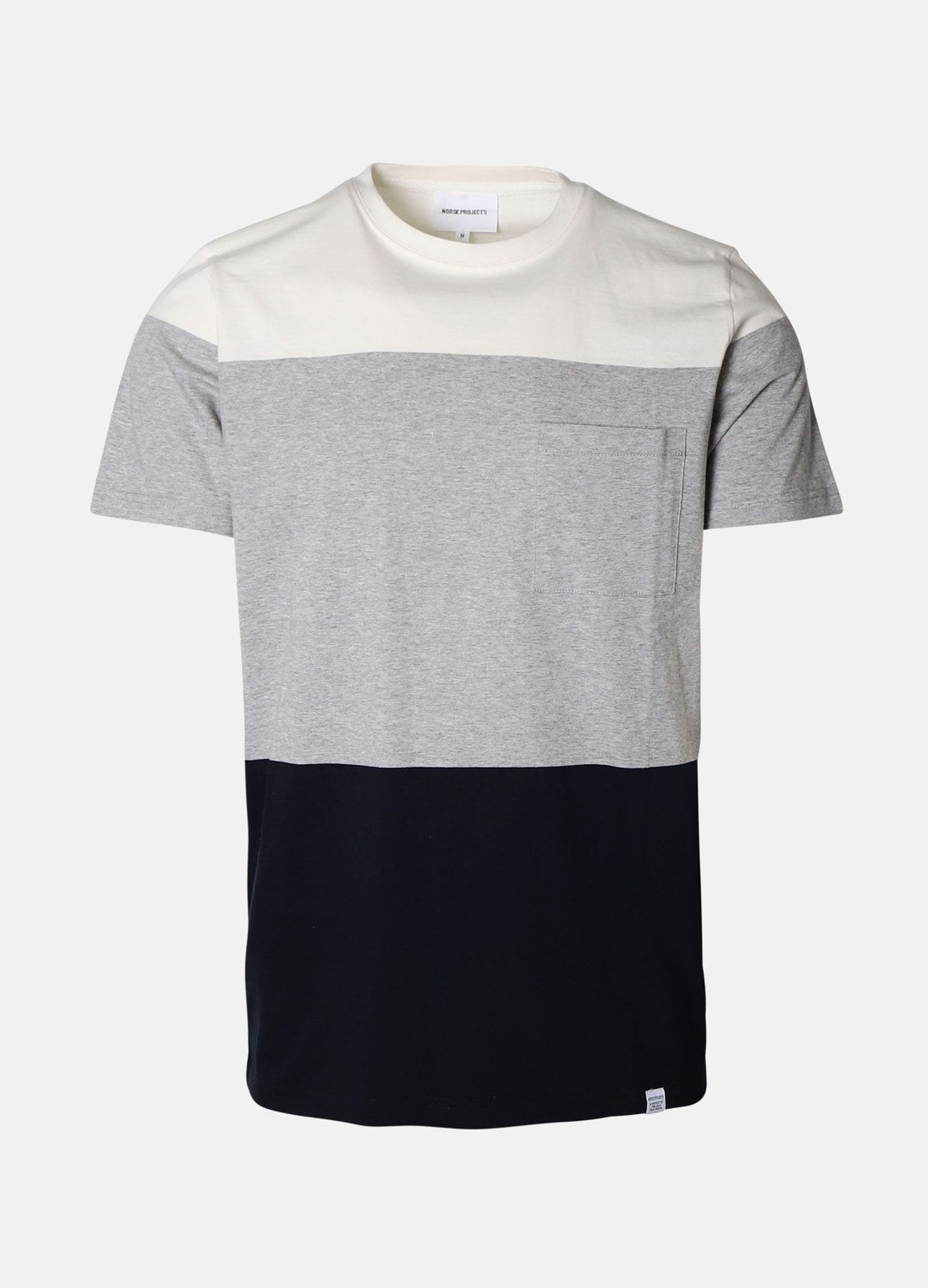 Grey Niels t-shirt fra Norse Projects