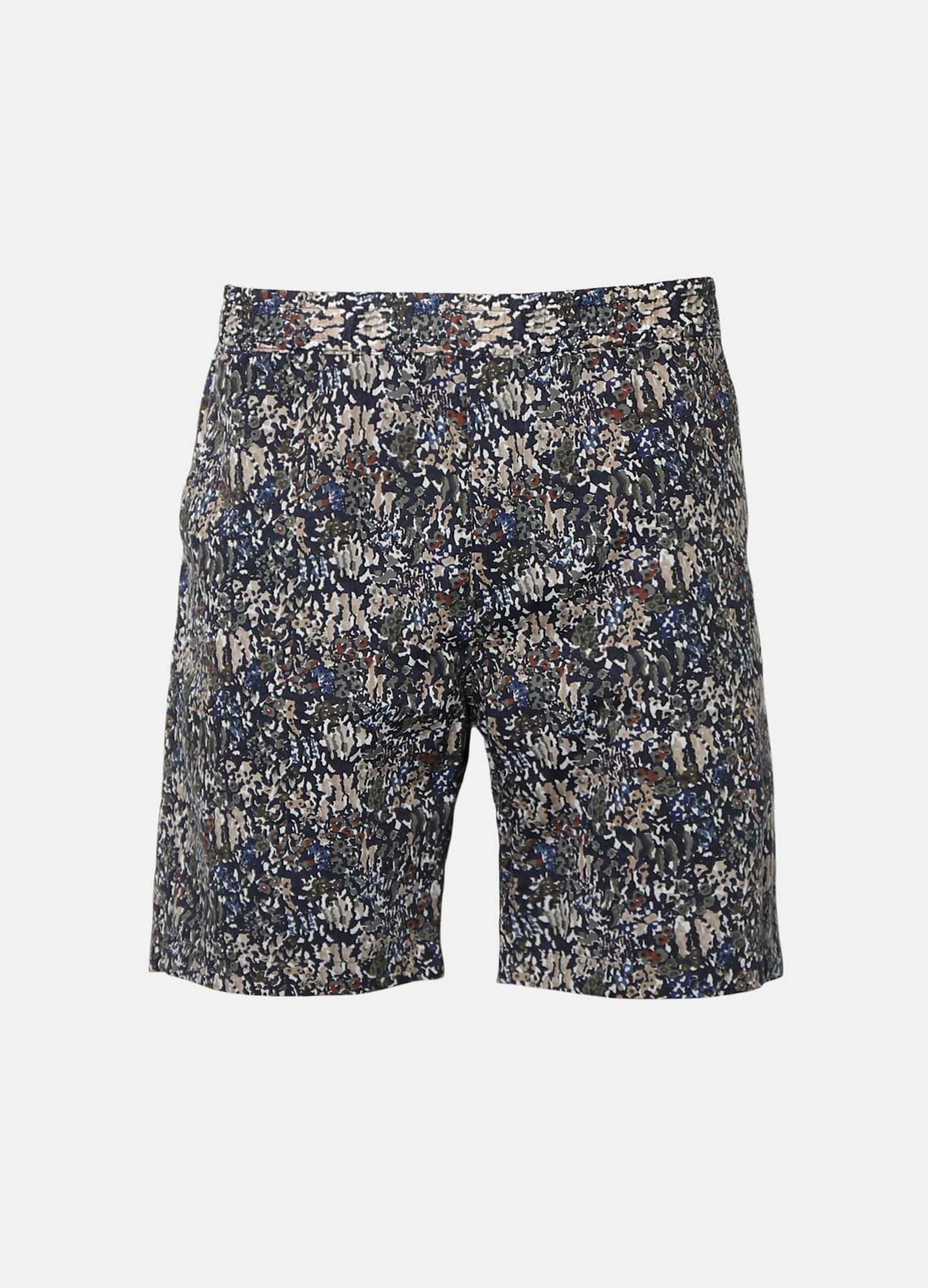 Green Luther Liberty shorts fra Norse Projects