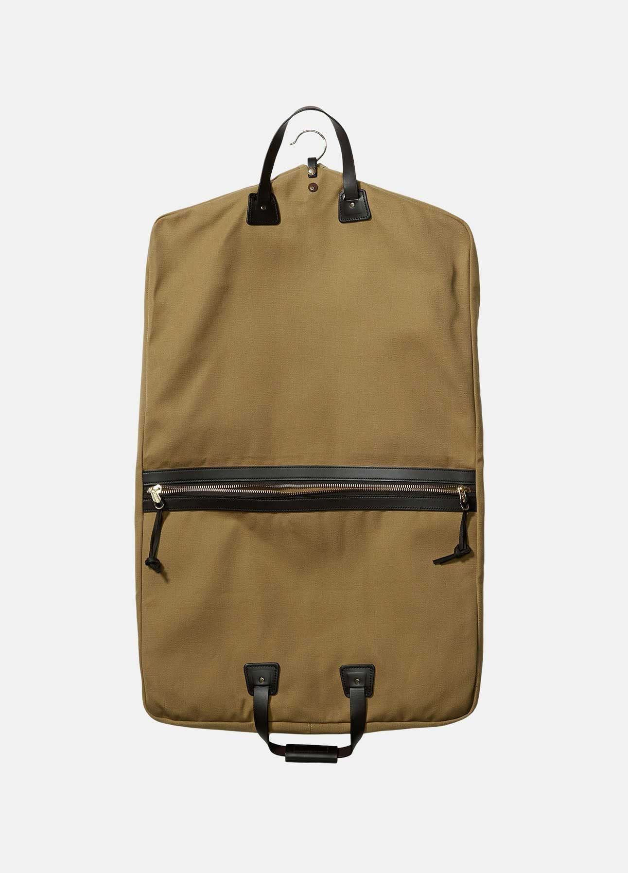 Tan suit cover fra Filson