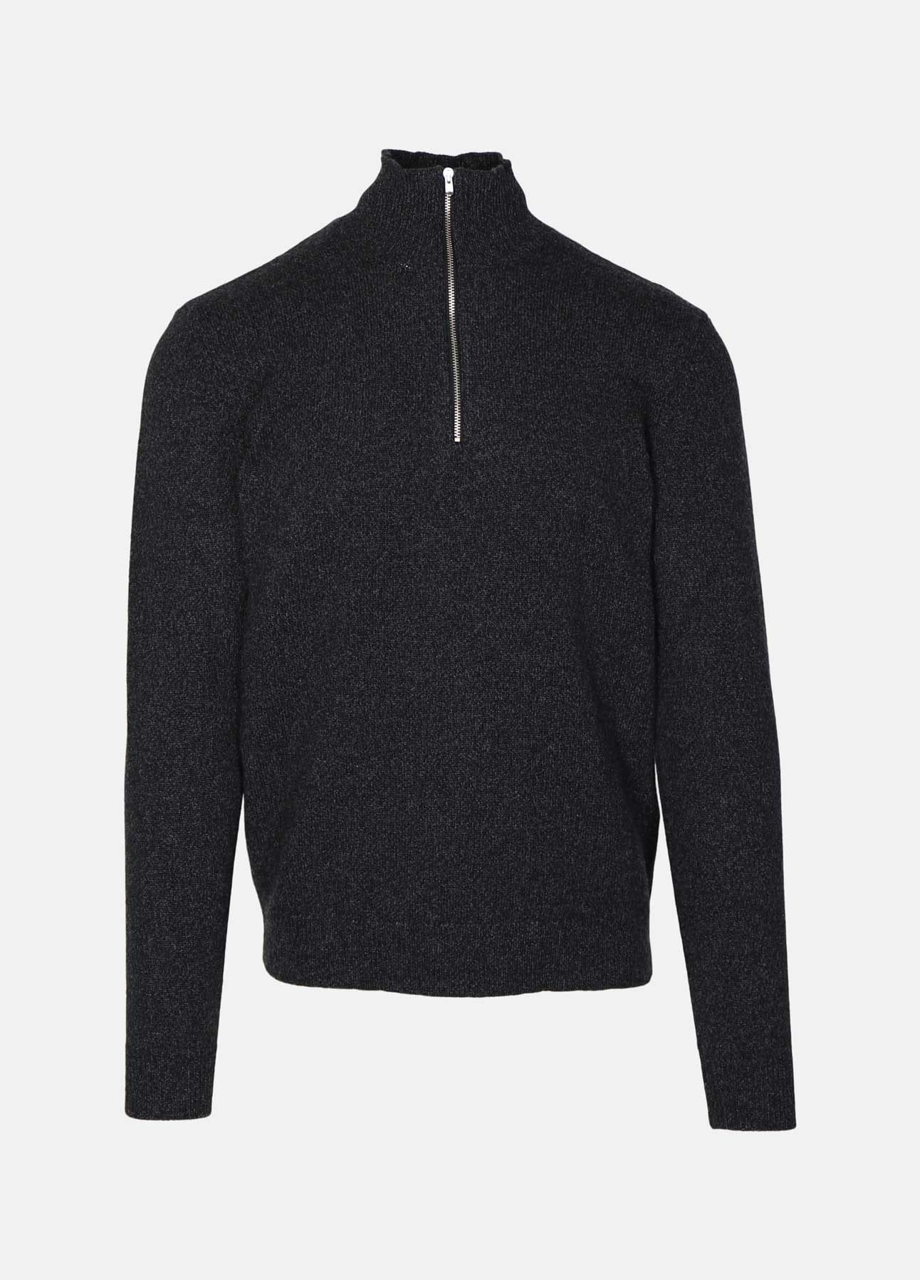 Norse projects strik fjord charcoal ps20