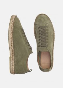 Royal republiq ruskinds sko pilgrim olive ss20