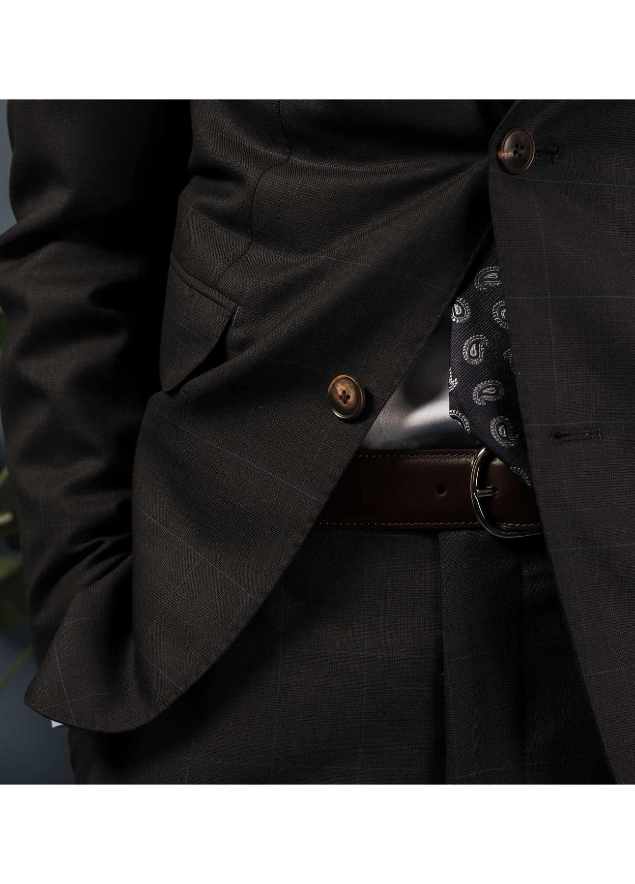 Custom Made by Troelstrup - Formelt suit detalje 3