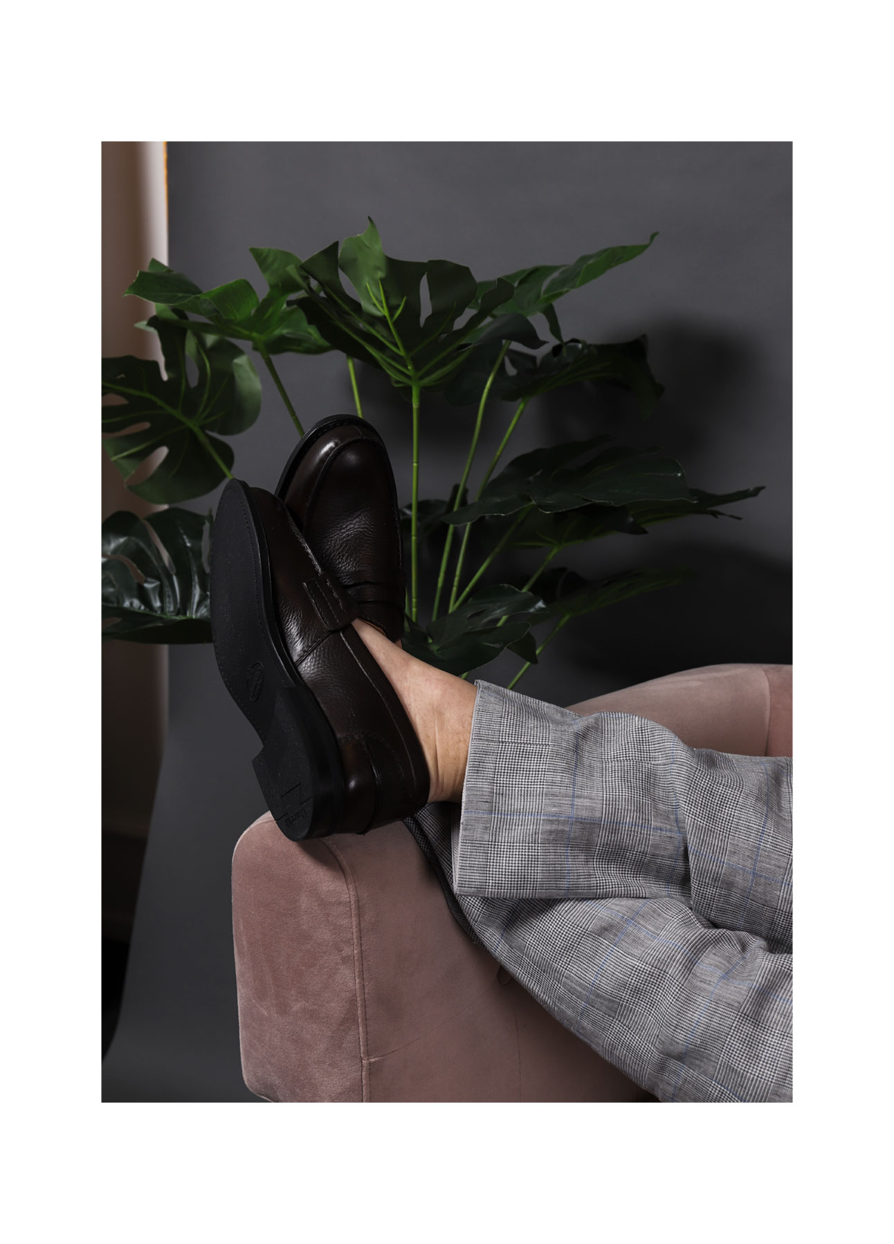 Custom Made by Troelstrup - Casual suit, Church´s loafers